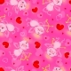 Valentines Day Day Seamless Texture with Lovely - GraphicRiver Item for Sale