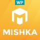 Mishka - Creative Portfolio - ThemeForest Item for Sale