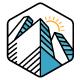 Hexagon Building Logo - GraphicRiver Item for Sale