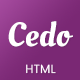 Cedo - Loans Credit Landing Page Template - ThemeForest Item for Sale