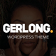 Gerlong - Responsive One & Multi Page Portfolio Theme - ThemeForest Item for Sale