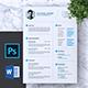 CV Resume - GraphicRiver Item for Sale