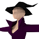 Lowpoly Witch model by NikaSeraphim - 3DOcean Item for Sale