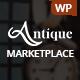 AntiqueMall - Antique Store Marketplace WordPress Theme - ThemeForest Item for Sale