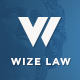 Wize Law - Lawyer and Attorney HTML - ThemeForest Item for Sale