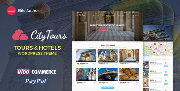 CityTours Hotel & Tour Booking