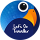 Let's GO Traveller 2 | A Multipurpose PSD Template - ThemeForest Item for Sale