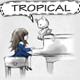 Tropical Disco Theme