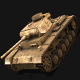 Panzer 4 - 3DOcean Item for Sale