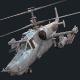 Kamov KA-50s - 3DOcean Item for Sale