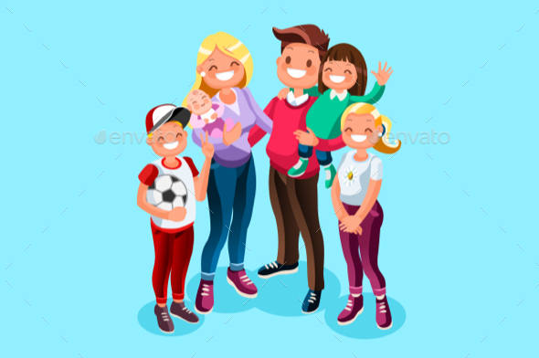 Family Character Vector
