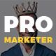 Marketer - Marketing, Blogger & Educate WordPress Theme - ThemeForest Item for Sale