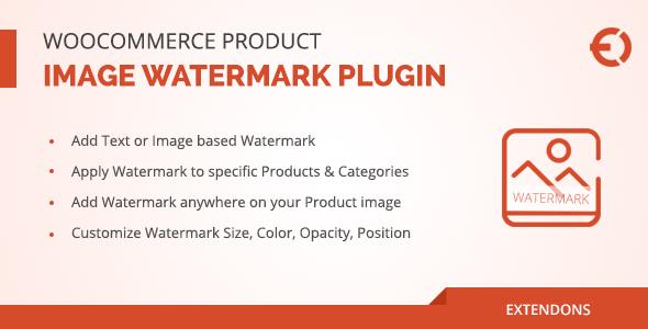 WooCommerce Product Image Watermark Plugin Download