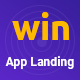 Winapps - App Landing Page HTML Template - ThemeForest Item for Sale