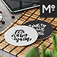 Round Coasters Mock-ups Generator Set - GraphicRiver Item for Sale