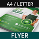 Garden and Landscaping Services Flyer - GraphicRiver Item for Sale