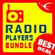 ShoutCast and IceCast HTML5 Radio Players Bundle - CodeCanyon Item for Sale