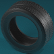 Tires - 3DOcean Item for Sale