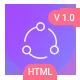 App Landing Template - ThemeForest Item for Sale