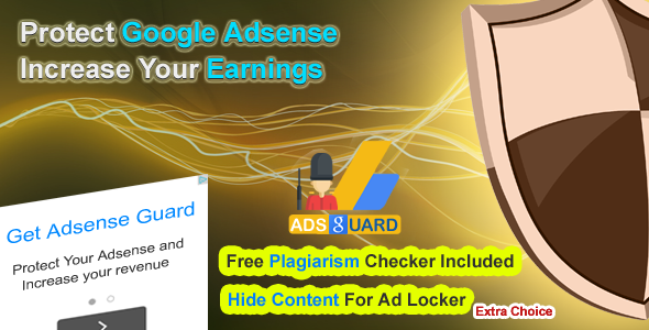 WP Adsense Guard Plugin