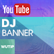 Youtube Channel Banners - DJ - GraphicRiver Item for Sale