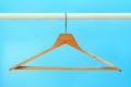 Cloth hangers in row - PhotoDune Item for Sale