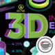 3D Infographic Elements - GraphicRiver Item for Sale