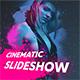 Ink Slideshow Presentation - VideoHive Item for Sale