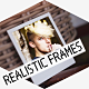 Realistic Frames in the Vintage House | Photo Displays - VideoHive Item for Sale