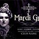 Mardi Gras-Flyer Template - GraphicRiver Item for Sale