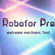 Robofor Pro Font - GraphicRiver Item for Sale