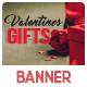 Valentines Day Banner Set - GraphicRiver Item for Sale