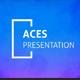 Aces - Minimal Google Slides Template - GraphicRiver Item for Sale