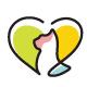 Cat Love Logo - GraphicRiver Item for Sale
