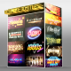 Ultimate Youtube 3D Titles Logo Openers Pack - VideoHive Item for Sale