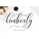 Kimberly - GraphicRiver Item for Sale