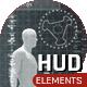 Medicine HUD Infographics - VideoHive Item for Sale