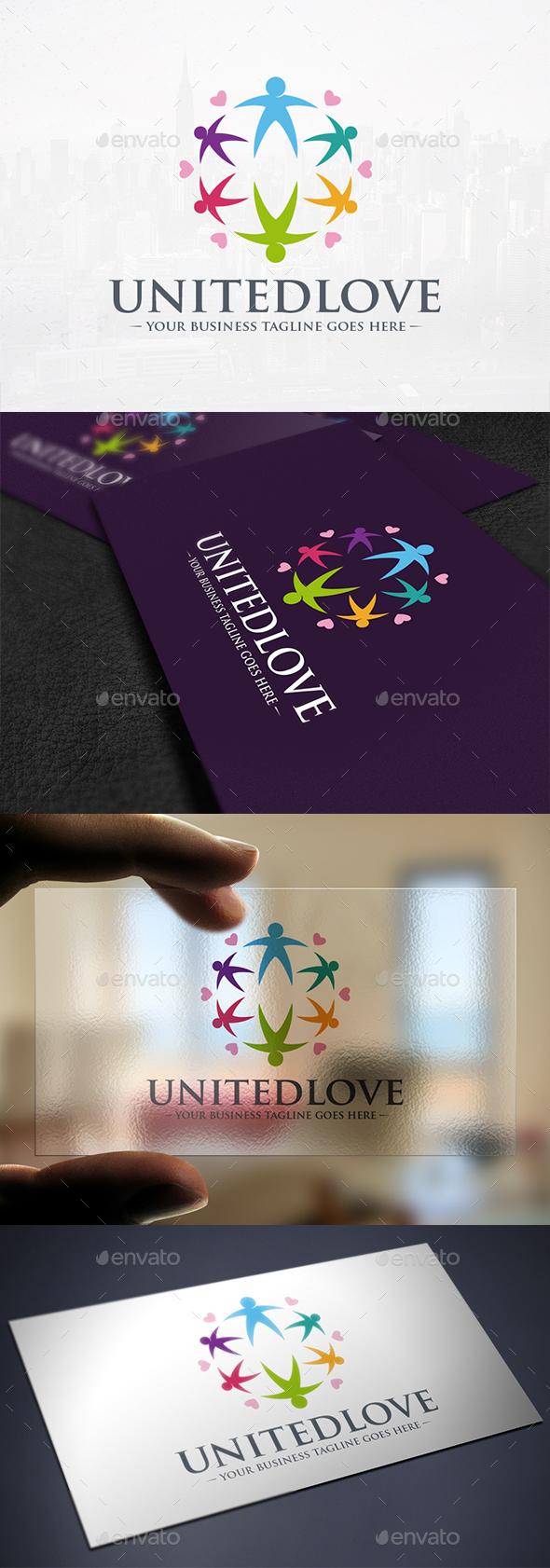 United Love Creative Logo