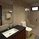 Bathroom 02 - 3DOcean Item for Sale