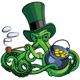 Octopus the Suspicious Leprechaun - GraphicRiver Item for Sale