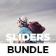 Multipurpose Sliders Bundle -9 Design - GraphicRiver Item for Sale