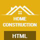 Home Construction – Business HTML Template - ThemeForest Item for Sale