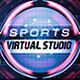 Sports Virtual Studio Set - VideoHive Item for Sale