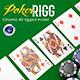 Poker Rigg C4D - 3DOcean Item for Sale