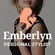 Emberlyn | Personal Stylist & Fashion Clothing WordPress Theme - ThemeForest Item for Sale