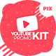 Youtube Promo Kit - VideoHive Item for Sale