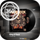 Facebook 360 Degree Mixtape Promotion Template - GraphicRiver Item for Sale