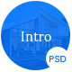 Intro - Architecture & Interior PSD Template - ThemeForest Item for Sale