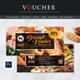 Discount Voucher - GraphicRiver Item for Sale