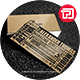 Realistic Business Card Mockups Vol. 4 - GraphicRiver Item for Sale